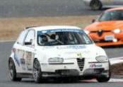 藤井 聖和 / Alfa Romeo 147GTA