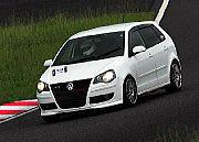 阿字地 健太 / VW POLO GTI