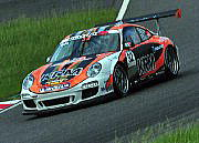 飯田 太陽 / Porsche 997GT3CUP