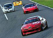 萬代 真司 / Alfa Romeo GTV