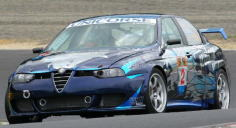村阪 和俊 / Alfa Romeo 156