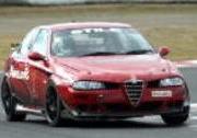 上松 淳一 / Alfa Romeo 156