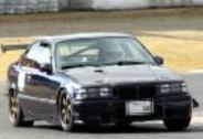 山中 彰義 / BMW 318is ターボ